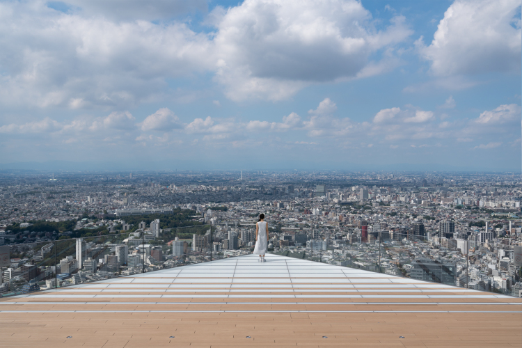 展望施設「SHIBUYA SKY(渋谷スカイ)」について